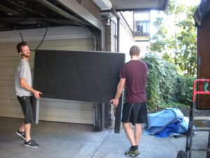 Furniture Removal in Bronte